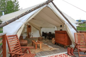 Zion Under Canvas - Luxury Tent Glamping!