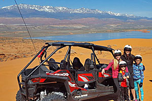 ATV & Jeep Adventure Tours - kid friendly