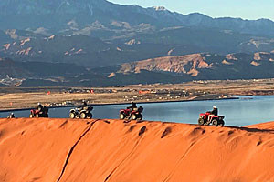 ATV & Jeep Adventure Tours :: We're a friendly, home-grown business with a passion for sharing the Red Rock landscape. Guided ATV & Jeep Tours of the Zion National Park area.