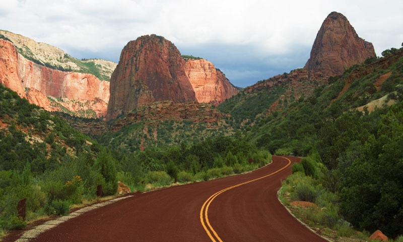 Harley Davidson Motorcycles For Sale >> Zion National Park Motorcycle Rental & Tours - AllTrips