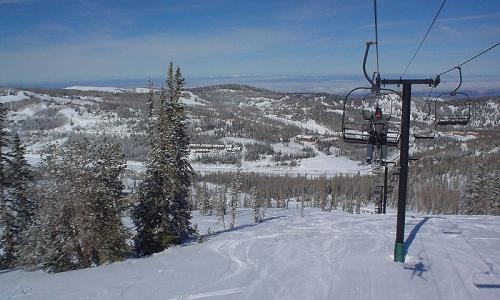 Zion Utah Skiing