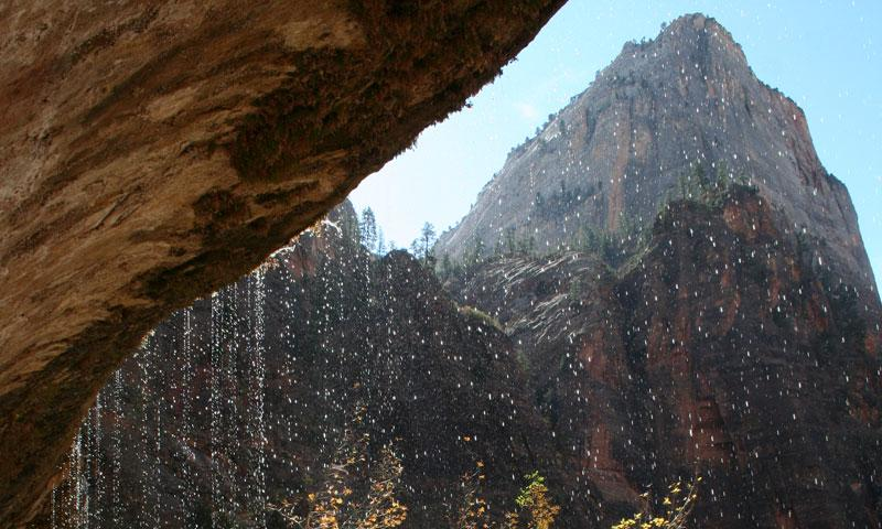 Weeping Rock Zion National Park Alltrips