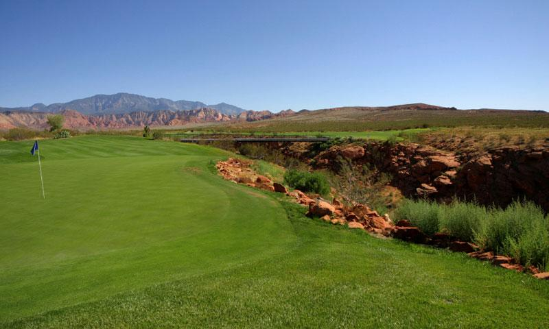 Green Springs Golf Course in St George