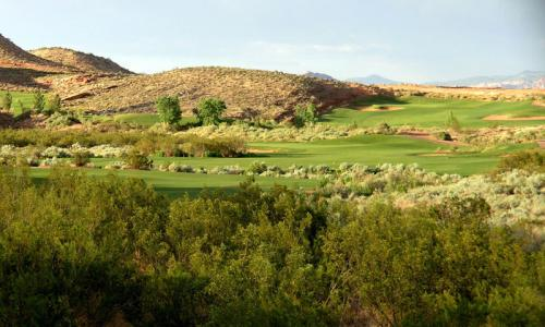 Coral Canyon Golf Course St George Utah Alltrips